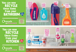 Good to Know - Plastics - Bus Back Posters - Bathroom and Kitchen