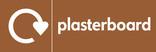Plasterboard signage - logo (landscape)