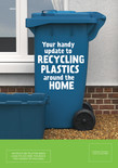 Good to Know - Plastics A5 leaflet - Recycling container front cover