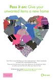 6-sheet Poster - Textiles & Clothing heart