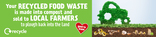 Good to Know - Food waste collection - Web banners - Farmers