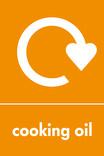 Cooking oil signage - logo (portrait)