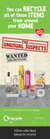 Unusual Suspects - Glass and Metal - Pop Ups