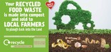 Good to Know - Food waste collection - Posters - Farmers - 48 Sheet