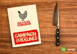 Give A Cluck Campaign Guidelines