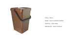 Brown Large Food Bin