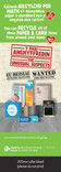 Unusual Suspects - Paper and card - bilingual pull-up banner (Welsh first)