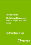 Christmas partner resource pack