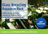 Glass Recycling Resource Pack