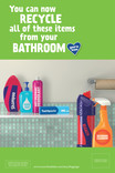 Good to Know - 6 sheet poster - bathroom - multi material