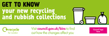 Recycle for London - Restricting Waste - Vehicle Livery