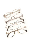 Four pairs of glasses or spectacles