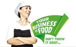 Your business is food strapline image